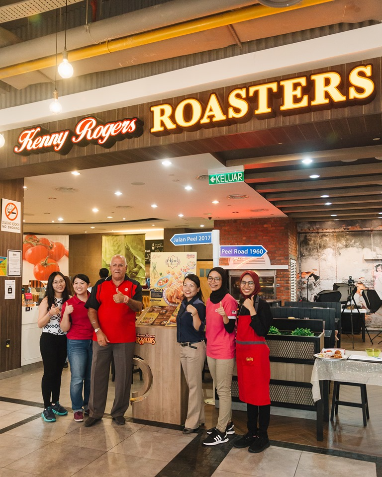 Kenny Rogers Roasters Franchise Business Opportunity Franchise Malaysia Best Franchise Opportunities In Malaysia
